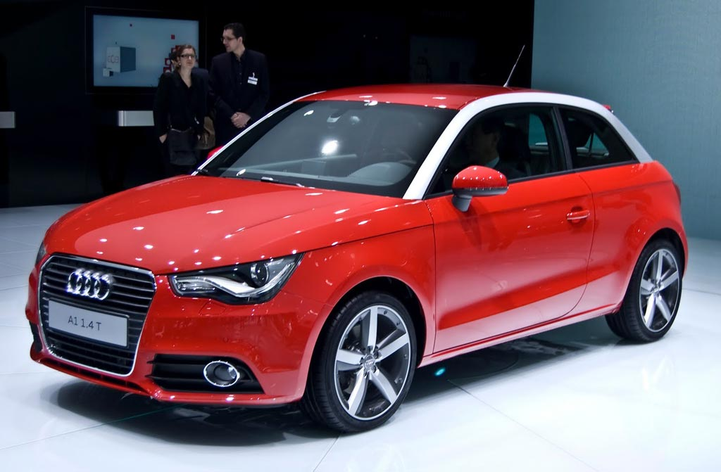 Audi A1. | Cosas de Autos Blog