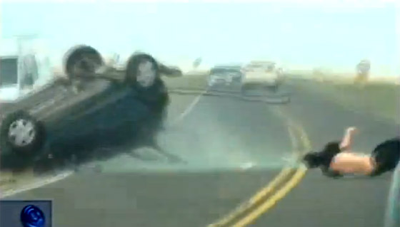 Seguridad vial: Ruta 11, la muerte que pudo haberse evitado.
