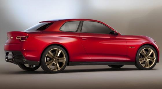 Chevrolet 130R Concept Coupe