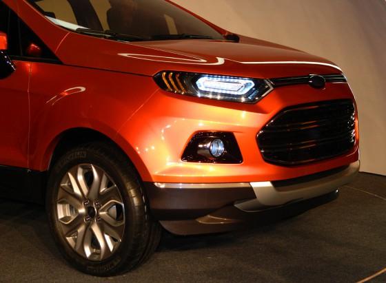 Se presentó la Nueva Ford EcoSport