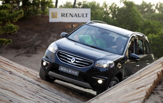 Renault estará en ExpoAgro 2012