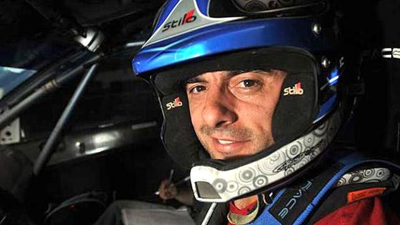 Claudio Piojo López debutará como piloto en el rally argentino.