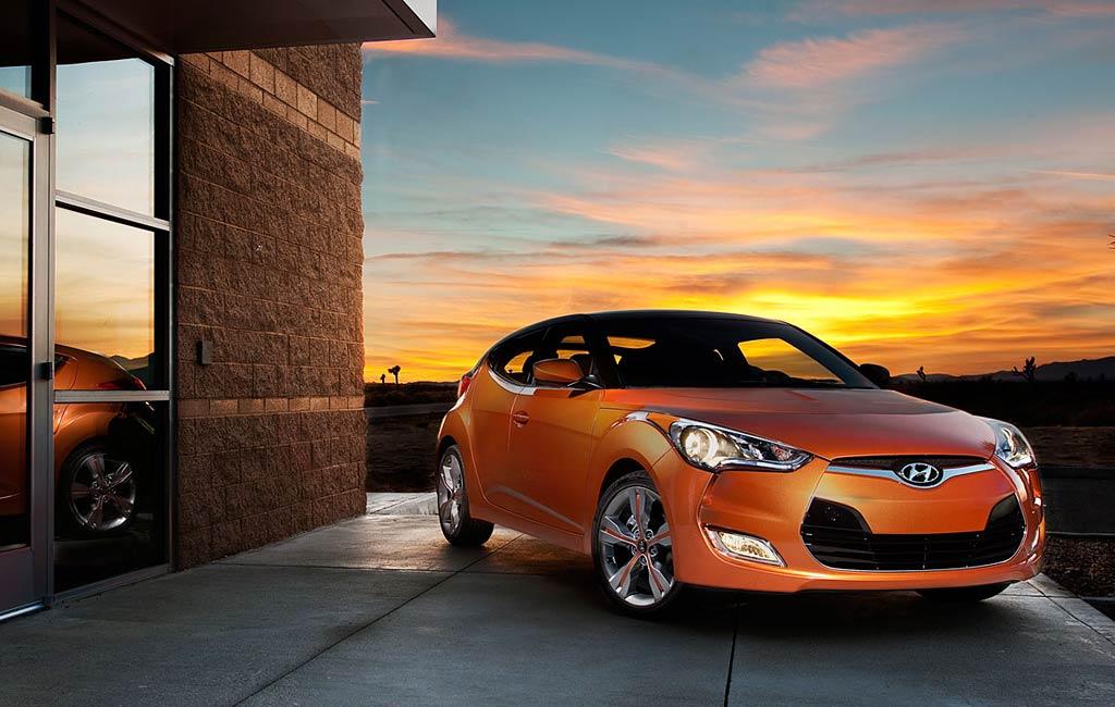 Hyundai anunció la configuración del Veloster a partir de u$s 34.900