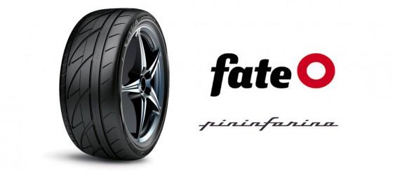 Concept Tyre de la línea Fate Eximia by Pininfarina.