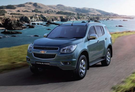 Chevrolet Blazer 2013