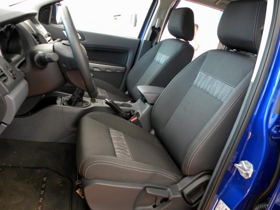 La Nueva Ford Ranger en ExpoAgro 2012.