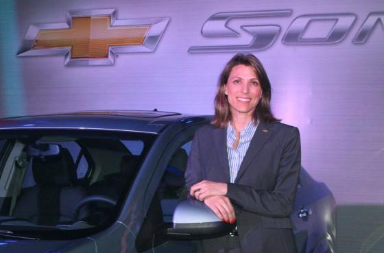 Isela Costantini, presidenta de GM Argentina.