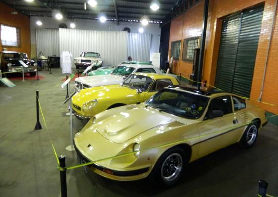 Museu Nacional do Automóvel de Brasilia - Foto:Cosas de Autos