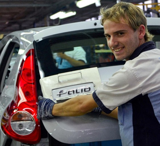 Fiat comenzó a producir el Nuevo Palio en Ferreyra, Córdoba