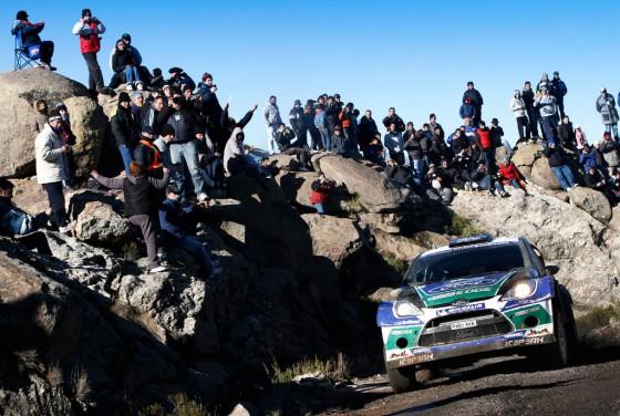Rally Argentina 2012: Petter Solberg se quedó con el Power Stage Amarok