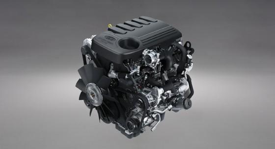 Ford Ranger motor Puma 3.2