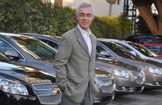 Jaime Ardila, presidente de General Motors para Sudamérica.
