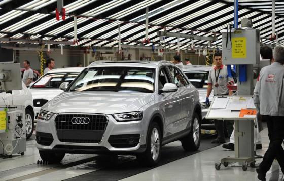 Audi producirá un SUV en México a partir de 2016