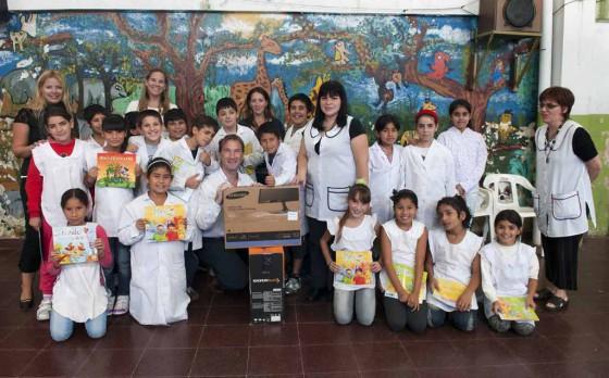 """Citroën entregó premios a las escuelas primarias del programa """"Guardianes de la Educación"""""""