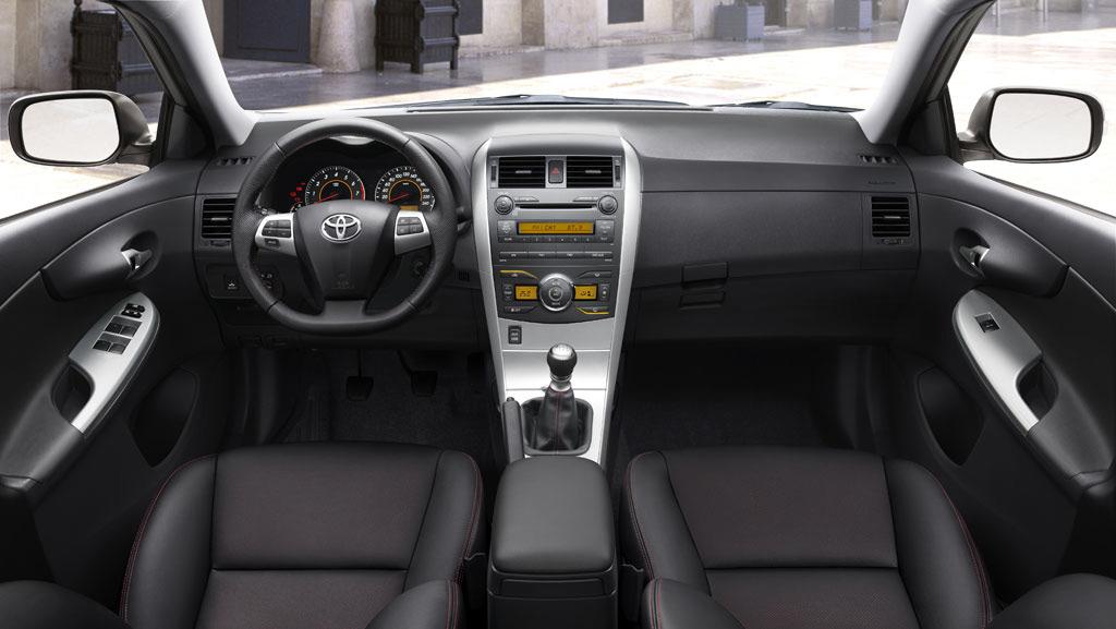Argentina Toyota Lanz 243 El Corolla Xrs A 131 500 Cosas