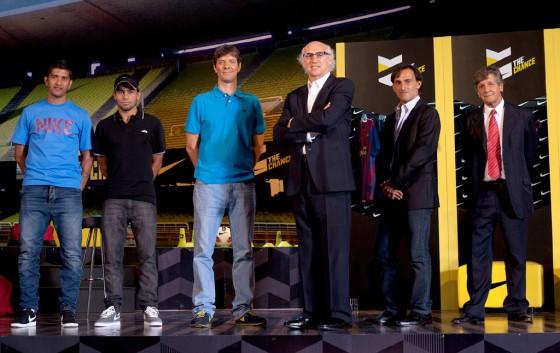 Kia Argentina será el transporte oficial del programa de Nike, The Chance