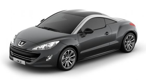 Peugeot RCZ Carbon Concept