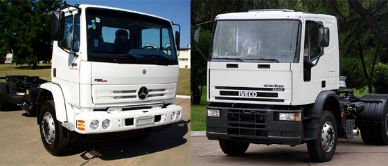 Camiones: Iveco y Mercedes-Benz ya pueden dar créditos para renovar flotas