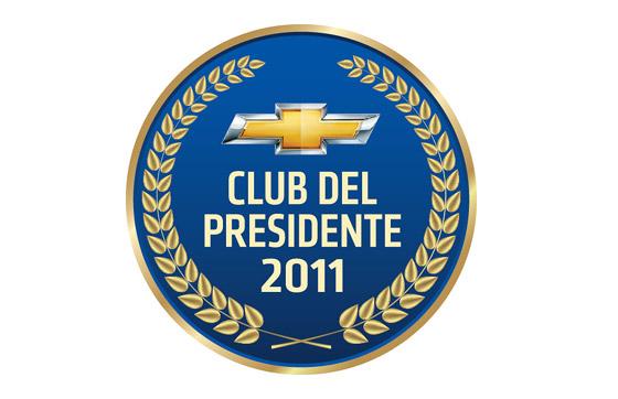 Club del Presidente de GM Argentina