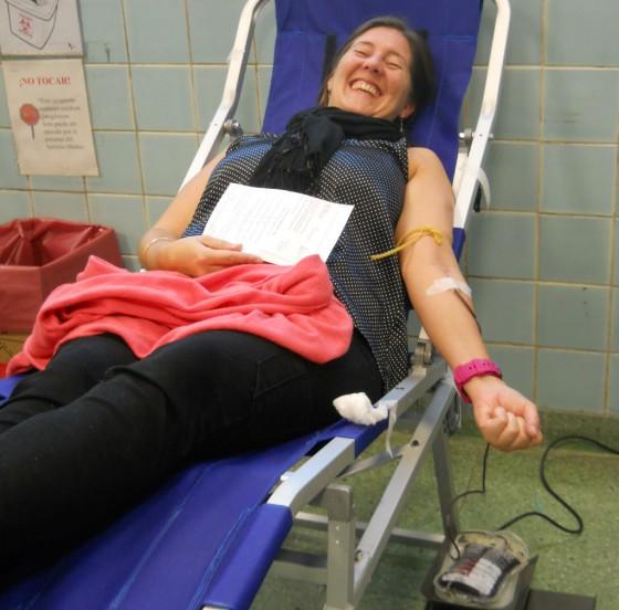 Ford Argentina llevó a cabo una nueva campaña de donación de sangre