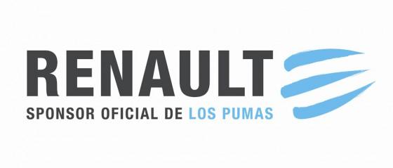 Renault Argentina es el nuevo sponsor de Los Pumas