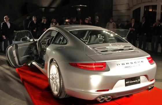 Argentina: Porsche presentó el nuevo 911 Carrera (y en pesos)