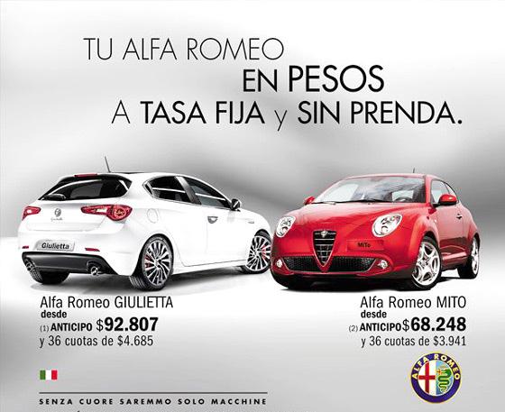 Alfa romeo mito 2017 precio argentina 4
