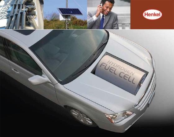 Henkel presentó innovaciones para el sellado de celdas de combustible y baterías