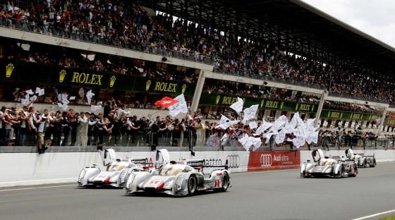 24 Horas de Le Mans: Audi hizo historia al ganar con un híbrido