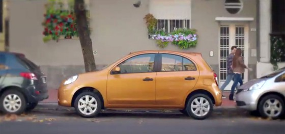 Comercial argentino del Nissan March