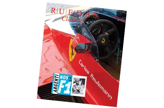Edición especial de Ruedas Clásicas: argentinos que corrieron en F-1