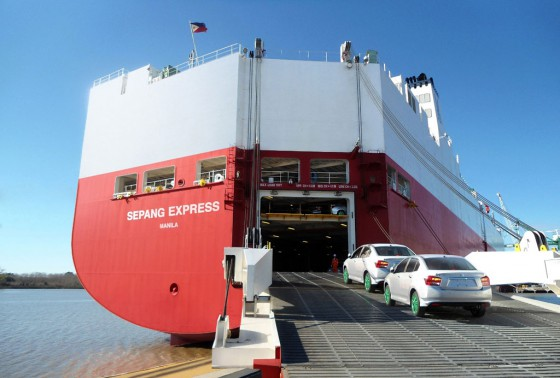 Argentina: Honda inició la exportación del City