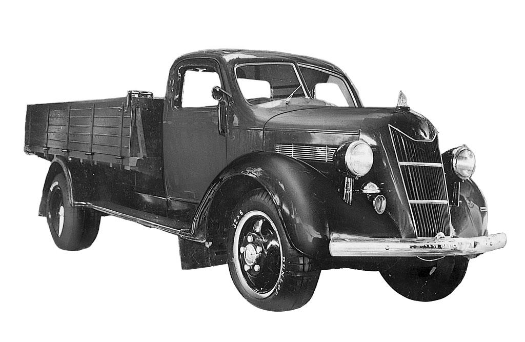 Toyota G1 de 1935