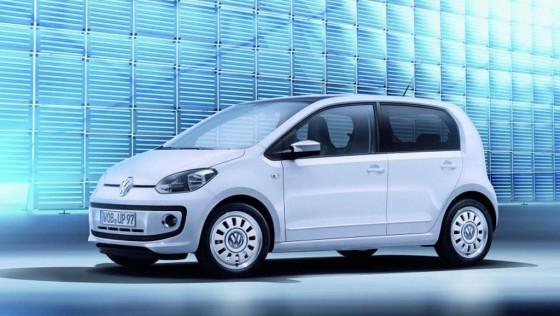 Volkswagen Brasil avanza hacia la producción del up!