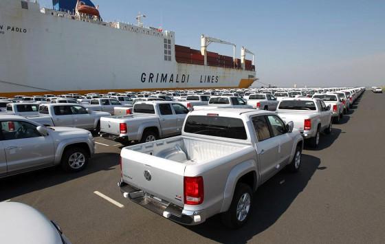 La Volkswagen Amarok hecha en Argentina ya se exporta a Angola