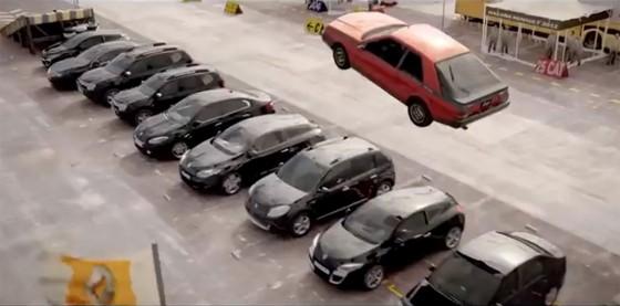 Hazaña Renault 2012: el Flaco Traverso intentó, pero no pudo