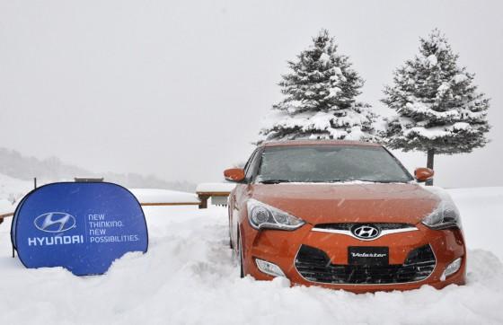 Hyundai agasaja a sus clientes con beneficios en Chapelco