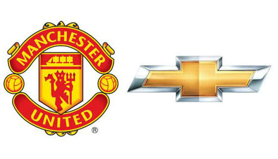Manchester United y Chevrolet