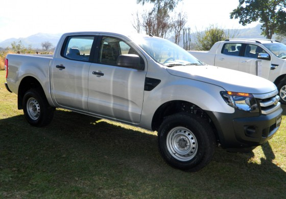 Nueva Ford Ranger Cabina Doble XL