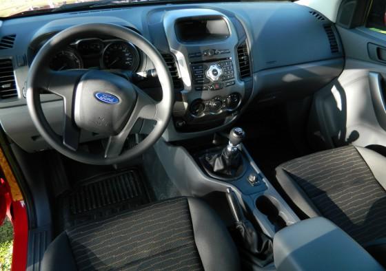 Nueva Ford Ranger Cabina Doble 3.2 XLT M/T