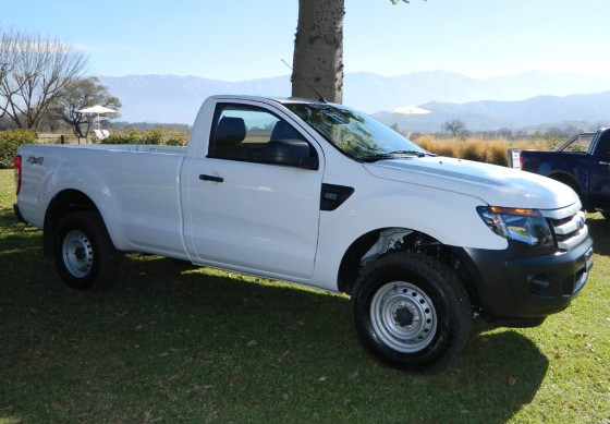 Nueva Ford Ranger Cabina Simple