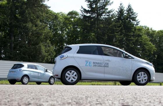 Renault confirmó que el ZOE recién saldrá a la venta a fin de año