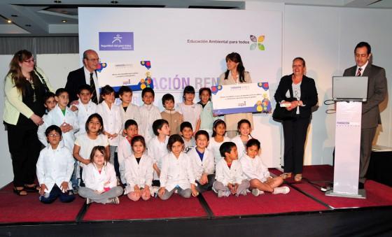 Fundación Renault renovó su programa y este año llegará a 55 mil chicos