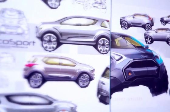 2do Concurso Ford Talentos del Diseño. ¿Cómo será el Nuevo EcoSport 2022?