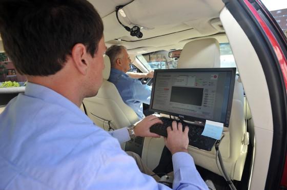 Ford investiga como ayudar a conductores frente al estrés