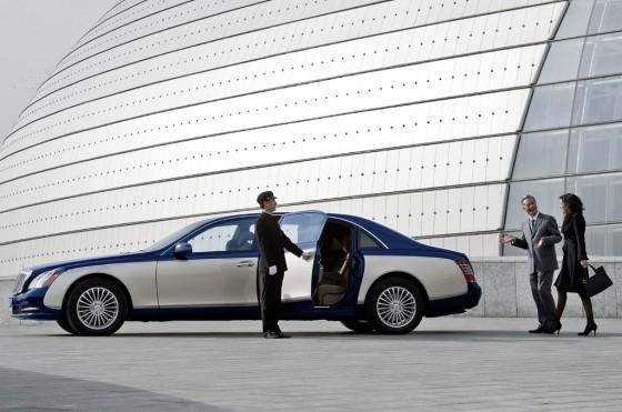 Daimler cierra Maybach, su marca de lujo