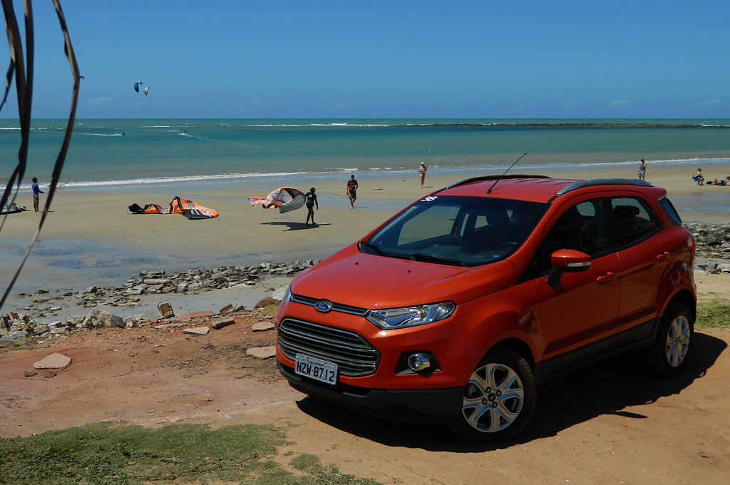 Nueva Ford Ecosport 2014 Brasil Pictures to pin on Pinterest