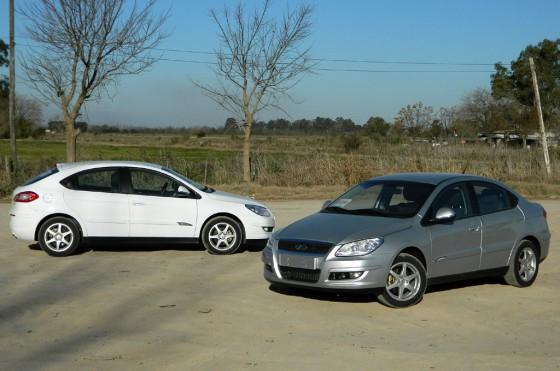 Cosas de Autos probó el Chery Skin en sus dos versiones.