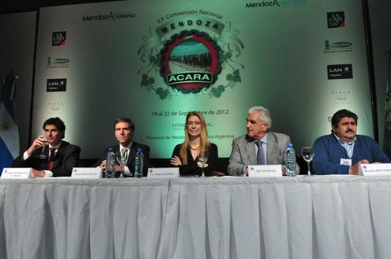 XX Convención Nacional de Concesionarios de la República Argentina (ACARA)