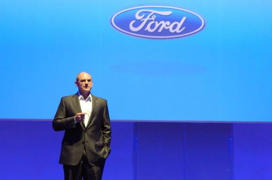 Carlos Galmarini, Director de Relaciones Institucionales de Ford Argentina.